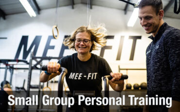 What is Small Group Personal Training?